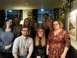 The ten voluntary members of the CIPR East Anglia committee 2019/20